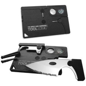 Tool Logic Credit Card Multi Tool