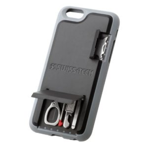 SwissTech IPhone Case With Knife