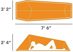 Bivy Tent Sizes